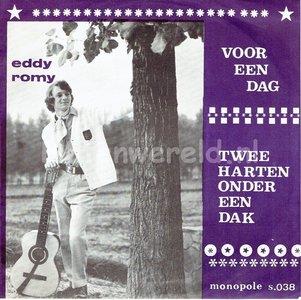 Eddy Romy - Voor een dag