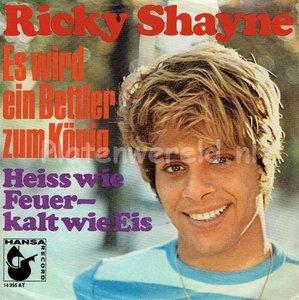 Ricky Shayne - Es wird ein Bettler zum Köning