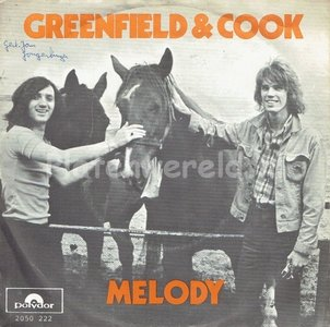 Greenfield & Cook - Melody