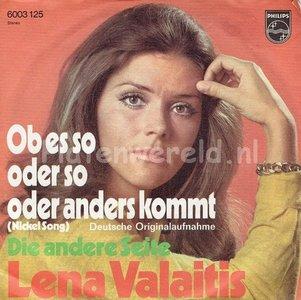 Lena Valaitis - Ob es so oder so oder anders kommt