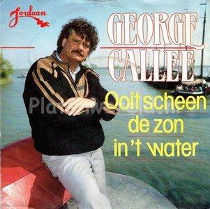 George Callee - Ooit scheen de zon in het water