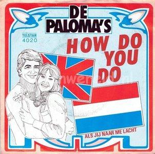 De Paloma's - How do you do