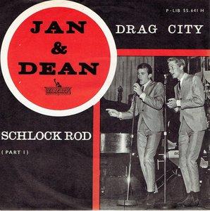 Jan & Dean - Drag City