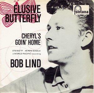 Bob Lind - Elusive butterfly