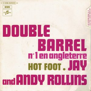 Jay and Andy Rollins - Double Barrel