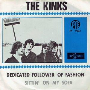 The Kinks - Dedicated follower of fashion