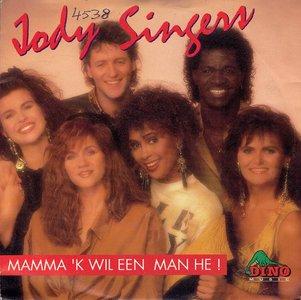 De Jody Singers - Mamma 'k wil een man he!