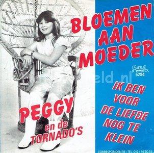 Peggy en de Tornado's - Ik ben voor de liefde nog te klein