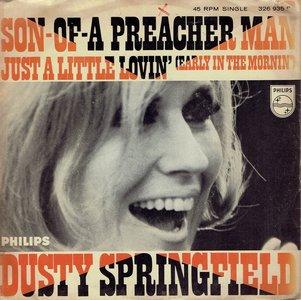 Dusty Springfield - Son of a preacher man