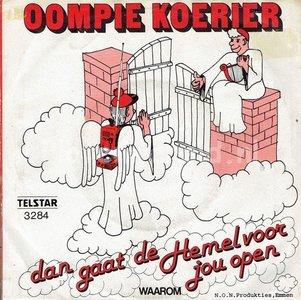 Oompie Koerier - Dan gaat de hemel voor je open
