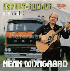 Henk Wijngaard - Asfalt rocker