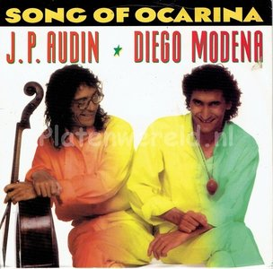 Diego Modena + J.P. Audin - Song of Ocarina