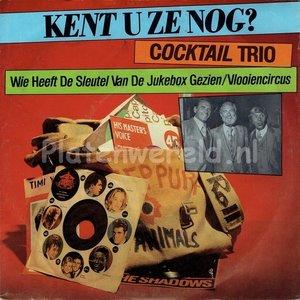 Cocktail Trio - Vlooiencircus