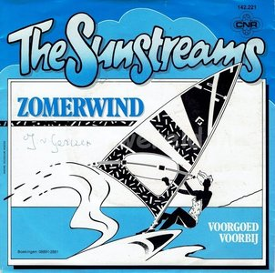 The Sunstreams - Zomerwind