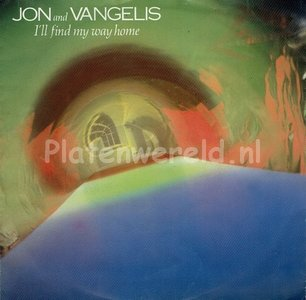 Jon and Vangelis - I'll find my way home