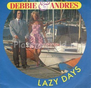 Debbie & Andres - Lazy days