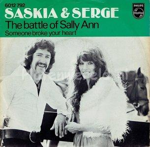 Saskia & Serge - The battle of Sally Ann