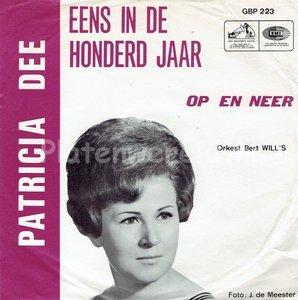 Patricia Dee - Eens in de honderd jaar