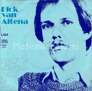 Dick van Altena - Half 'n jongen half 'n man