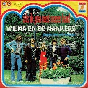 Wilma en de Makkers - Als ik jou niet meer had