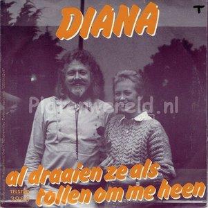 Gerry & Diana - De kermisroos