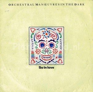 Orchestral Manoeuvres in the Dark - So in love