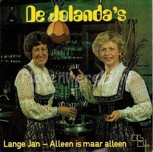 De Jolanda´s - Lange Jan
