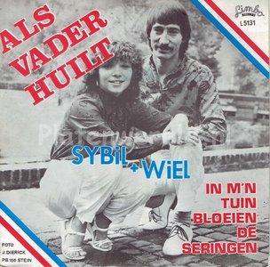 Sybil en Wiel - Als vader huilt