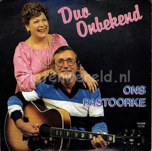 Duo Onbekend - Ons Pastoorke