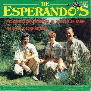 Esperando's - Rode rozen breng ik voor je mee