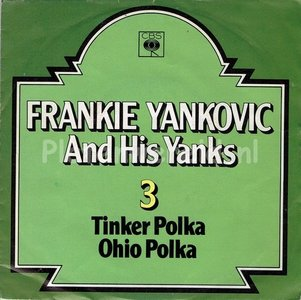 Frankie Yankovic and his Yanks - Tinker polka