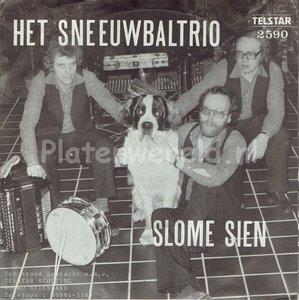 Sneeuwbal Trio - Slome Sien