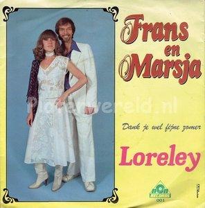 Frans en Marsja - Loreley