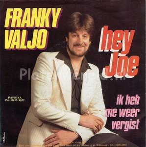 Franky Valjo - Hey Joe