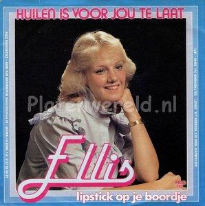 Ellis - Lipstick op je boordje