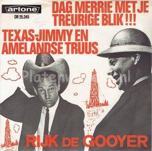 Rijk de Gooyer - Dag Merrie met je treurige blik!!!