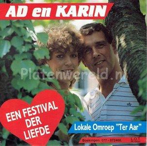 Ad en Karin - Een festival der liefde