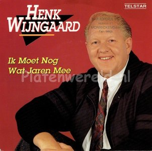 Henk Wijngaard - Ik moet nog wat jaren mee