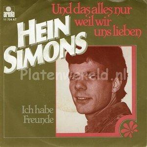 Hein Simons - Und das alles nur, weil wir uns lieben