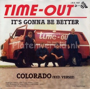 Time Out - It's gonna be better