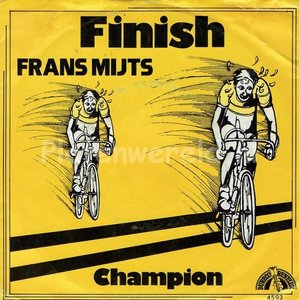 Frans Mijts - Finish