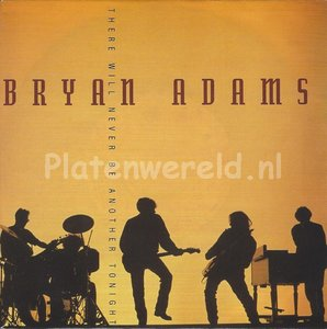 Bryan Adams ‎– There will never be another tonight