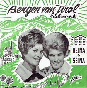 Helma en Selma - Bergen van Tirol