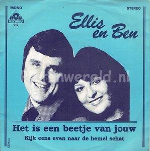 Ellis en Ben - Het is een beetje van jouw