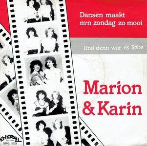 Marion & Karin - Dansen maakt m'n zondag zo mooi