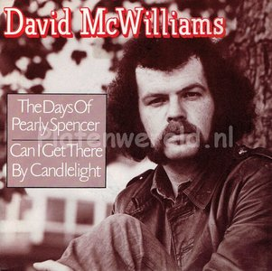 David Mc Williams - The days of Pearly Spencer