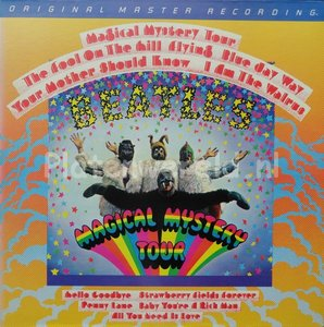 Beatles magical mistery tour