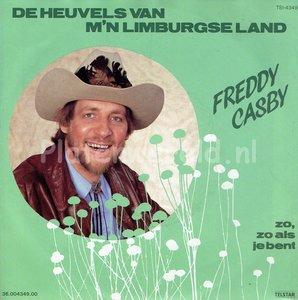 Freddy Casby - Zo, zo als je bent