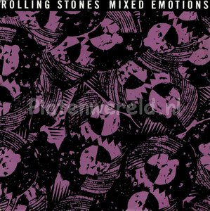 Rolling Stones - Mixed emotions
