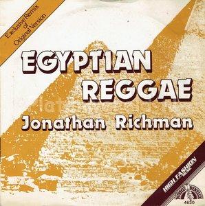 Jonathan Richman - Egyptian Reggae